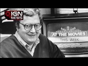 IGN News - Roger Ebert Passes Away at Age 70