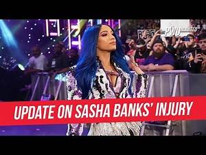 Update On Sasha Banks' Injury Suffered At Hell In A Cell