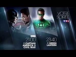 Captain America 3 Civil War Green Lantern - BA TF1