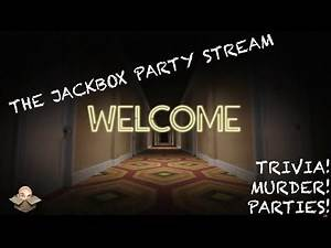 [ Trivia Murder Party 2 / Drawful 2 / Guesspionage ] Jackbox Party Saturday!