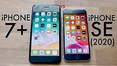 iPhone SE (2020) Vs iPhone 7 Plus SPEED TEST!