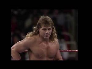 WWF Superstars 1/30/1993 - Shawn Michaels vs. Gary Jackson