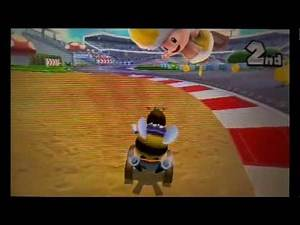 Let's Play Mario Kart 7 Mirror Mushroom Cup