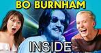 "Adults React To Bo Burnham's ""Inside"""