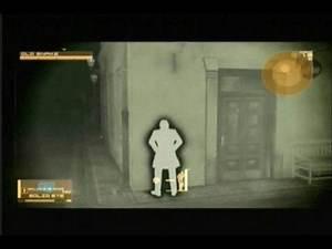 Metal Gear Solid 4 Big Boss Emblem Walkthrough Act 3 Part 1