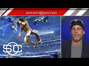 WWE legend Shawn Michaels reflects on 25 years of Raw   SportsCenter   ESPN