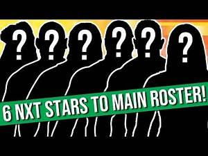 SIX NXT Superstars Being Called Up | WWE Superstars Returning Soon