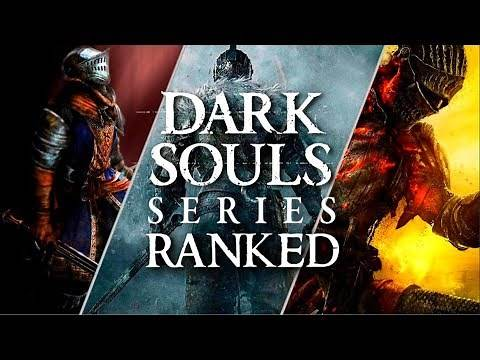 Dark Souls Games Ranked - Worst To Best!