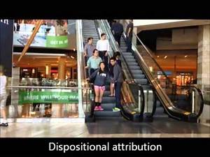 AP Psychology Experiment: Conformity- Standing Backwards on the Escalator