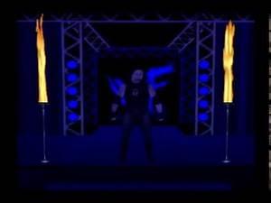 WWF Attitude - Undertaker Entrance (Raw)