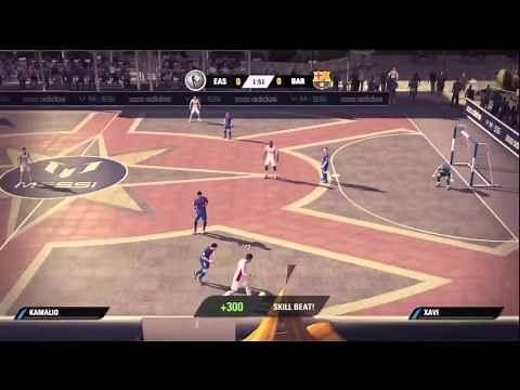 FIFA Street | World Tour Mode