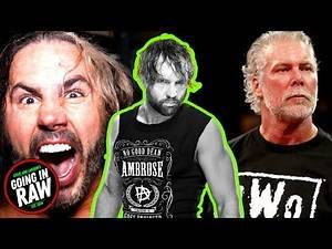 Big Return Plans For Ambrose? NWO Return Plans? Aleister Black Injury Update! Going In Raw Podcast