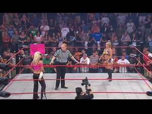 Webmatch: Madison Rayne vs. Taylor Wilde