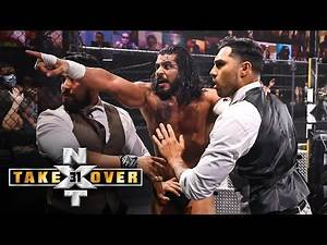 """Ashante """"Thee"""" Adonis evens the odds: NXT TakeOver 31 (WWE Network Exclusive)"""