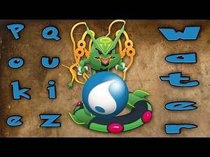 Pokemon Type Quizzes with Chaos - Water