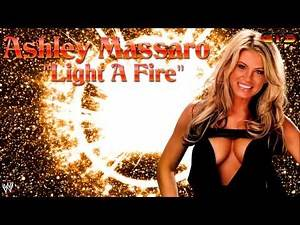 "2007: Ashley Massaro - WWE Theme Song - ""Light A Fire"" [Download] [HD]"