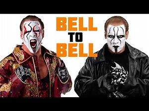 Sting's First and Last Matches in WWE - Bell to Bell