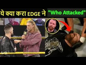 Edge Challenges Finn Balor for NXT Championship - Who Attacked Jon Moxley AEW | WWE NXT Highlights