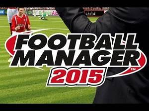 FOOTBALL MANAGER HANDHELD 2015 - Gameplay Trailer