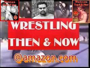 Wrestling Then and Now, Underground documentary streaming at Amazon Video Direct!