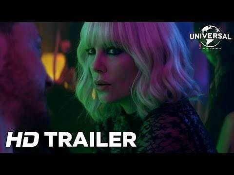 Atomic Blonde | Trailer 2 (Universal Pictures) HD