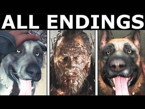 Blair Witch ALL ENDINGS - Bad, Good & Secret Ending All Final Outcomes (Horror Game)