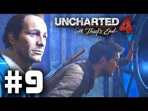 Uncharted 4: A Thief's End Gameplay Walkthrough Part 9 - The Grave of Henry Avery