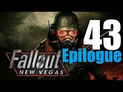 Let's Play Fallout New Vegas (Modded) : #43 EPILOGUE Mod & Weapon Talk