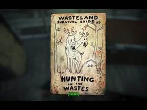 Wasteland Survival Guide - Sunshine Tidings Co - Fallout 4