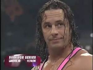 Survivor.Series.1995 - Diesel Vs Bret Hart - (1 2)