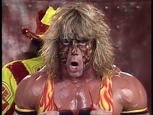 One last bizarre Ultimate Warrior promo: Bryan & Vinny Show