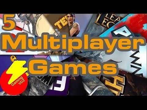 Top 5 Free Multiplayer Games For Low End Pc