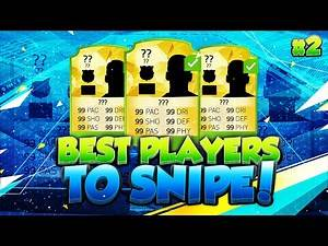 FIFA 16: BEST PLAYERS TO SNIPE #2