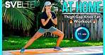 Thigh Gap Knee Fat Workout for Women