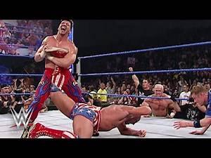 WWE Network: Eddie Guerrero vs. Kurt Angle - SmackDown, September 9, 2004