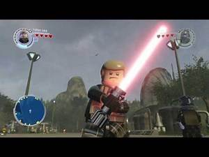 Lego Star Wars The Force Awakens Fallen luke