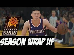 NBA 2K18 Suns MyGM   So Who Was Actually Good For Us This Year?