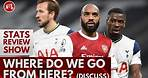 Where Do We Go From Here? (Discuss) | Stats Review Show LIVE