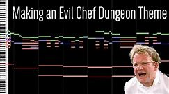Making an Evil Chef Dungeon Theme    Shady Cicada