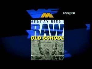 wwe raw old school WWF Monday Night Raw