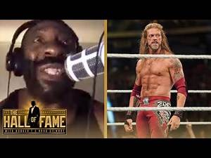 Booker T Reacts to Edge Return at WWE Royal Rumble