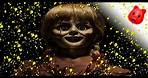 DON'T CALL Annabelle Doll !!! (Annabelle CHALLENGE SHORT ) Annabelle -Short Horror Film - Story -