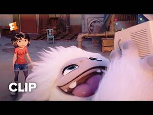 Abominable Movie Clip - There's Something on the Roof (2019)   Movieclips Coming Soon
