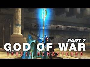 God of War (2005) Part 7 | POSEIDONS TRIDENT (Road to God of War 4)