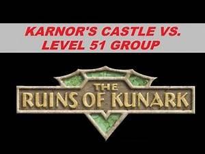 EVERQUEST - Karnor's Castle Vs. level 51 group (1080) 5/12/17