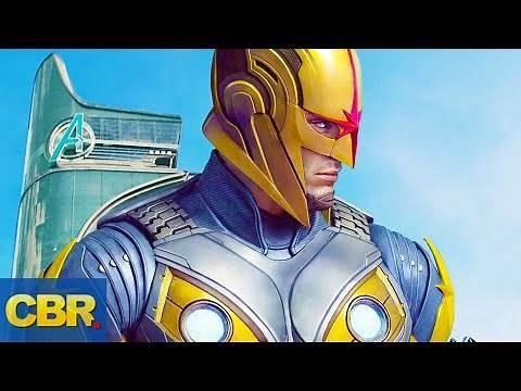 This Is How Nova May Join The MCU