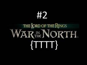 Lord of the Rings War in the North Walkthrough Part 2 - Rescue Eagle (X360/PS3/PC) [HD]