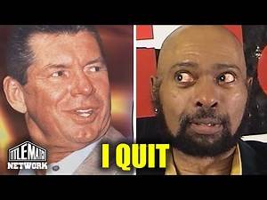 Bad News Brown - How Much Money I Was Paid in WWF & Why I Quit