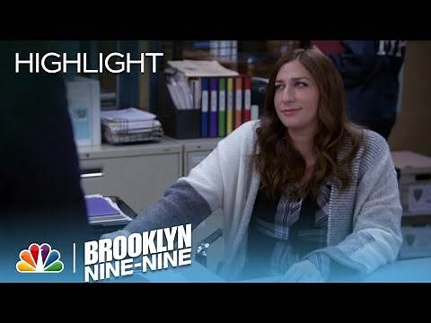 Brooklyn Nine-Nine - Gina Admits She Is Pregnant (Episode Highlight)