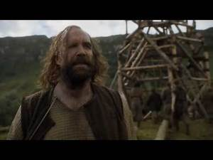 Game of Thrones 6x07 Sandor Clegane The Hound is alive